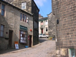 Heptonstall Post Office