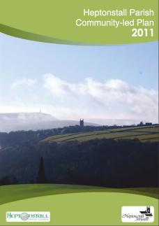 Click image to open Community-led Plan 2011.