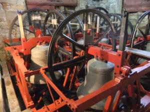 Refurbished bells