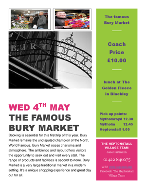 Bury Market Trip 300